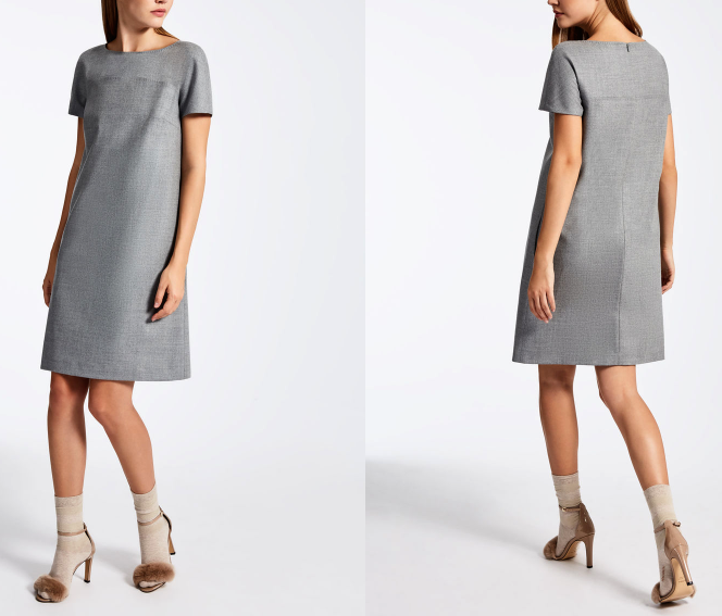 maxmara-grey-dress