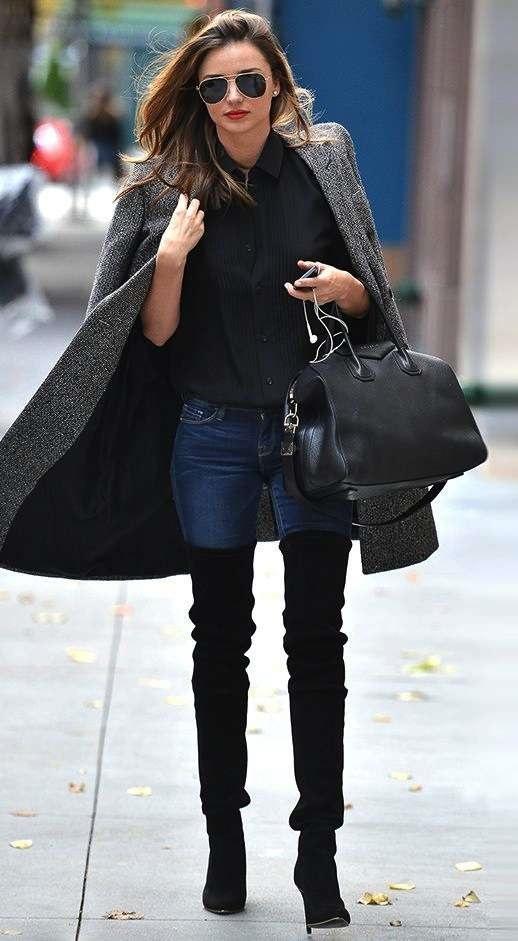 Cuissardes-alti-con-jeans-come-Miranda-Kerr