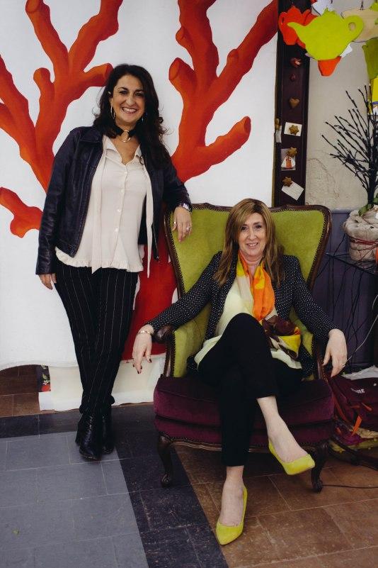 Roberta di Cara e Jolanda Terrasi