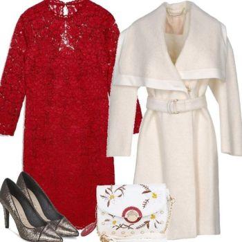 Il vestito rosso